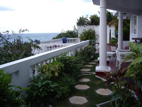 Lower Terrace Area