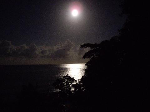 Moon from Gazebo