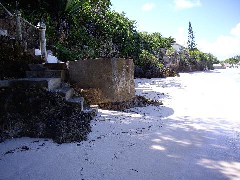 Quadrille's Beach Step Access