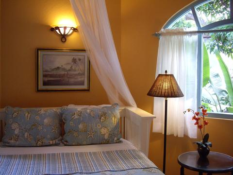 Reina Celosa Queen Bed Room
