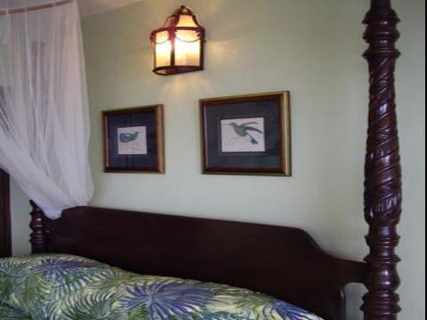 Vista Azul Bedroom View