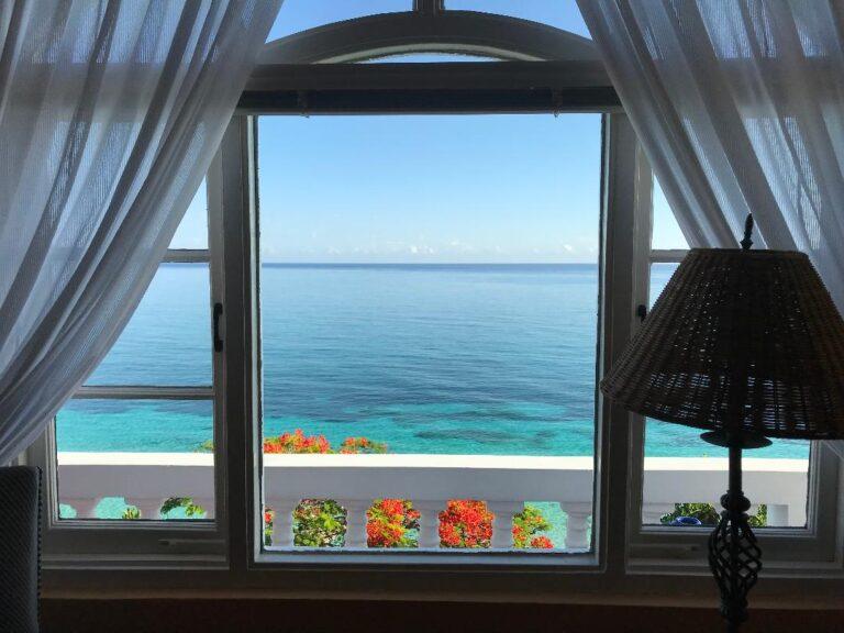 Window Sea Front
